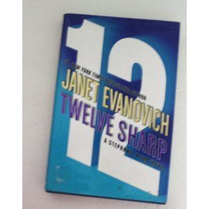 Hardcover Book: Twelve Sharp by Janet Evanovich